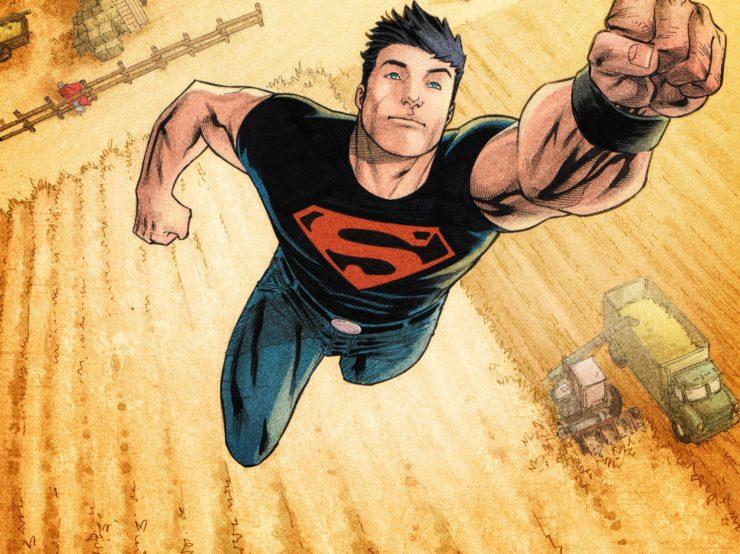 Top 10 Clones in Comics- Superboy