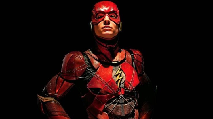 The Flash Movie Gets Release Date