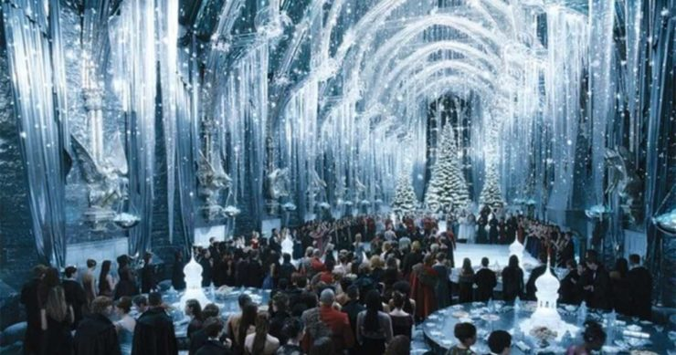 Harry Potter- Yule Ball Winter