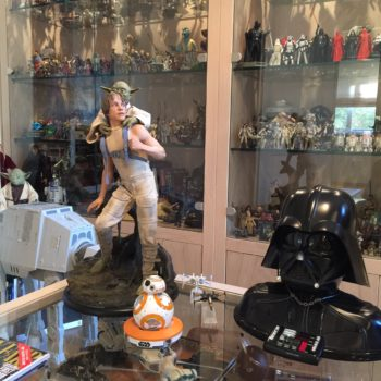 Star Wars Figure & Toy Collection