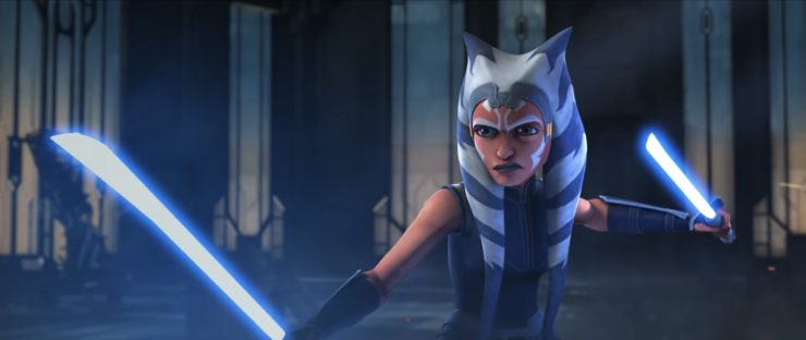 The Clone Wars Trailer, M.O.D.O.K. Cast Announced, and more!