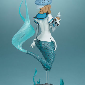 Canary Blu Designer Toy full body back view