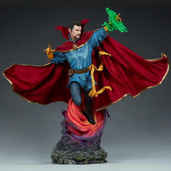 Doctor Strange Maquette full front view