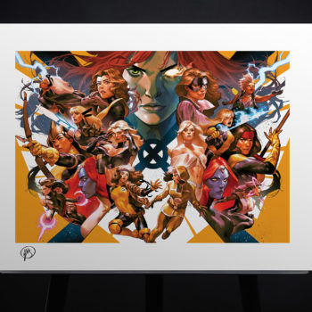 House of X / Powers of X Fine Art Print