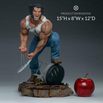 Logan Premium Format Figure size comparison to apple
