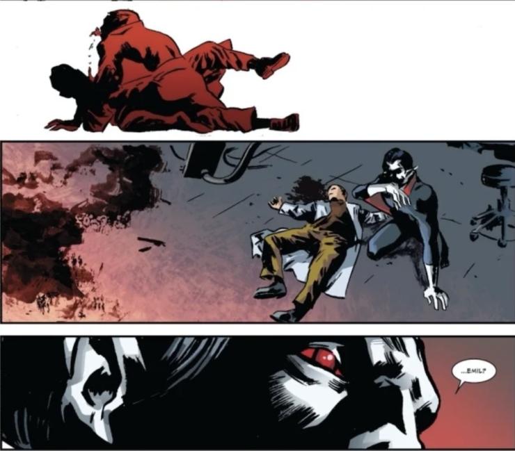 Morbius and Emil