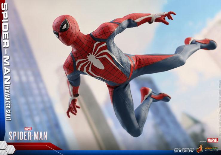 Spider-Man Advanced Suit Explained