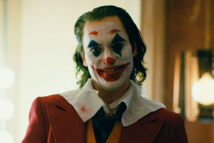 The Joker Steals the Show at the Golden Globes