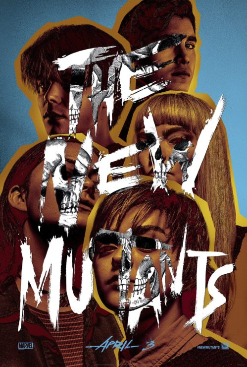 New Mutants Poster, Cassian Andor Release Window, and more!