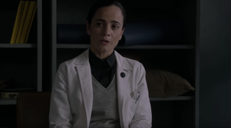Doctor Cecilia Reyes in The New Mutants Movie Trailer