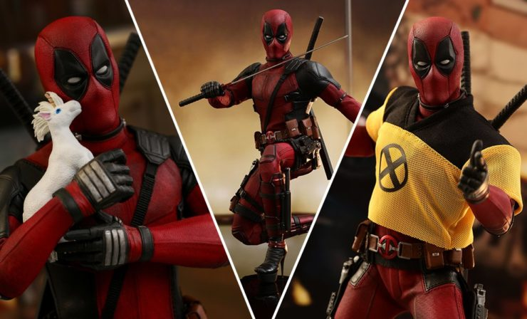 Deadpool Then & Now- Let Your Geek Sideshow Podcast