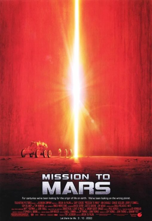 Mission to Mars Movie Poster