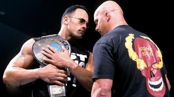 The Rock's Best Wrestling Matches of All Time