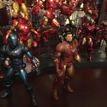 Jason's Collection of Iron Man