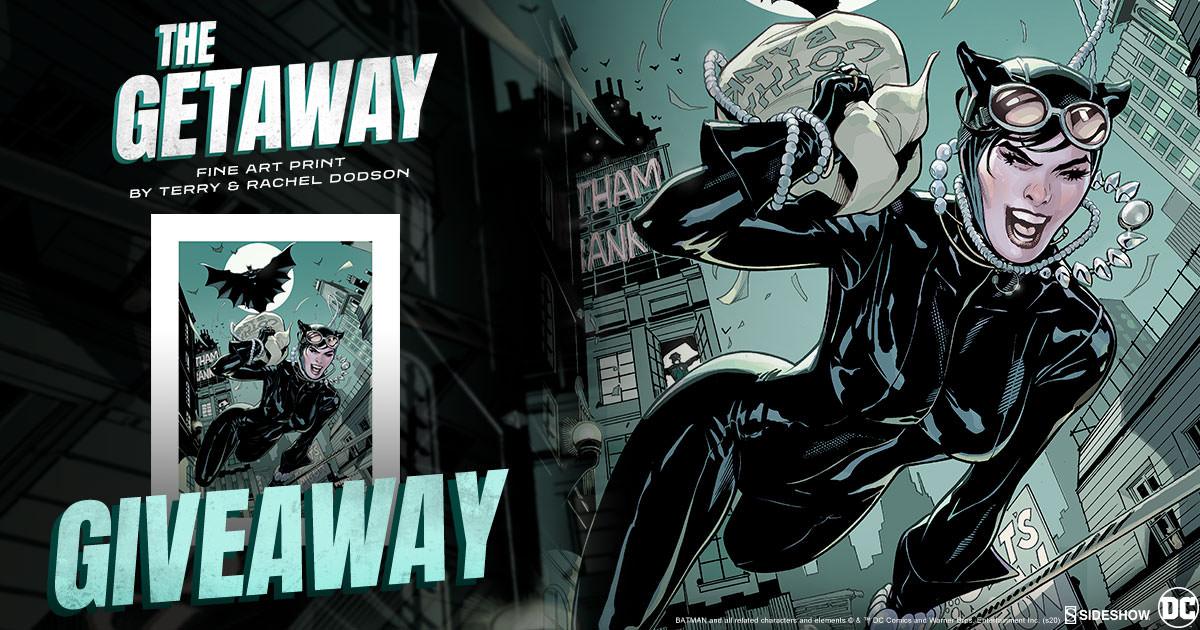 The Getaway Fine Art Print Giveaway