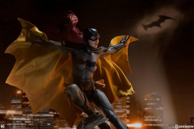 Batgirl Oracle Birds of Prey