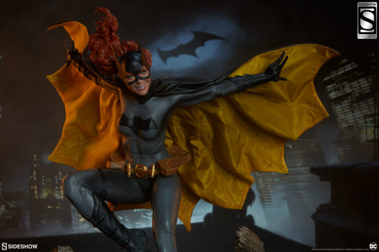 New Photos of The Batgirl Premium Format™ Figure