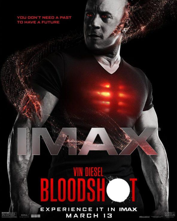 Bloodshot IMAX Poster