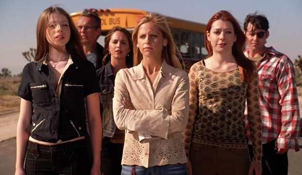 Buffy Monster of the Week Format