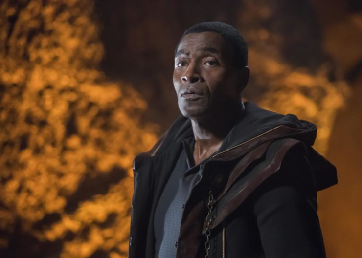 Carl Lumbly The Falcon and The Winter Soldier