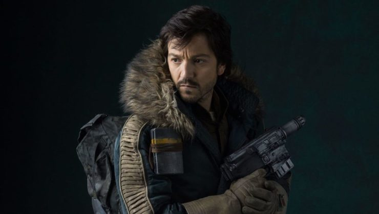 Cassian Andor filming begins this year