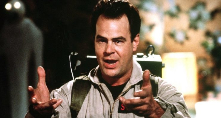 Dan Aykroyd as Raymond Stantz in Ghostbusters