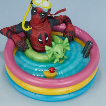 Kidpool Premium Format Figure