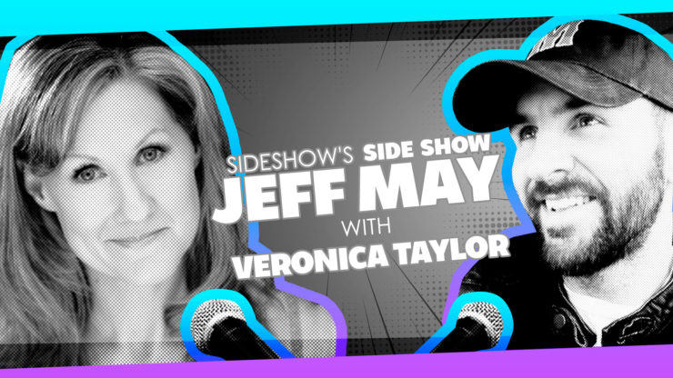 Ash Ketchum Voice Actor Veronica Taylor Talks Acting, Uniqueness, and More on Sideshow's Side Show with Jeff May