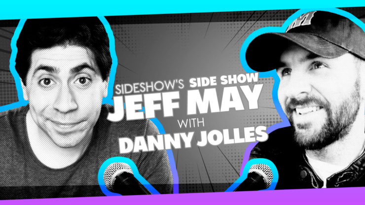 Danny Jolles Chats Comedy, TV, and Nerdhood on Sideshow's Side Show with Jeff May