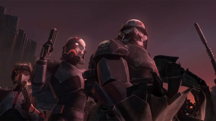 The Clone Wars: The Bad Batch Clip, New Photo from What We Do In The Shadows, and more!