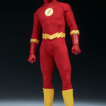 The Flash Sixth Scale Figure full body
