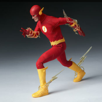The Flash Sixth Scale Figure running left