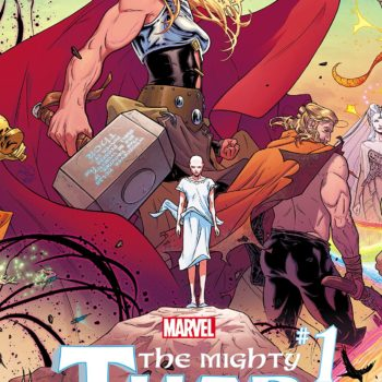 The Mighty Thor Thor: Love and Thunder