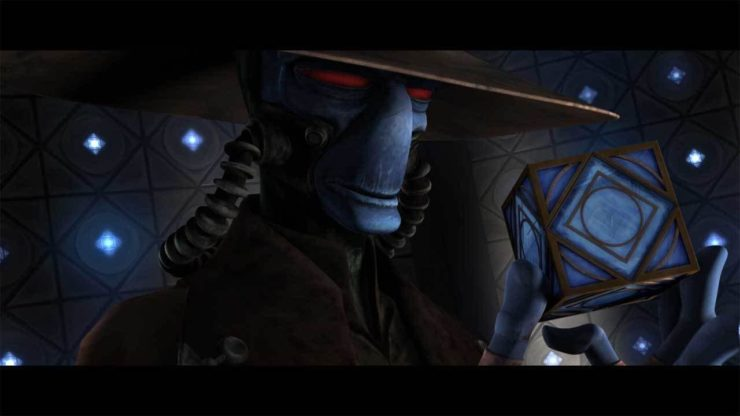 Cad Bane from The Clones Wars