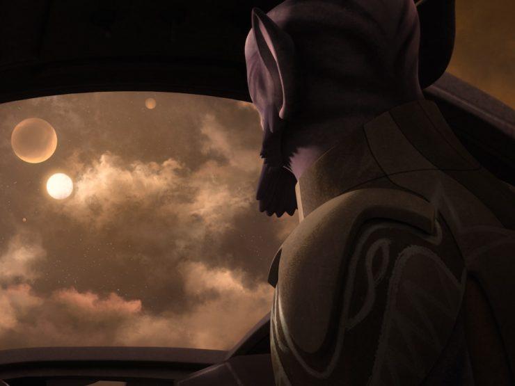 Zeb Orrelios from Star Wars: Rebels