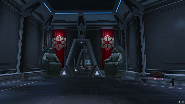 Sith Academy in Star Wars