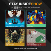 Stay InsideShow Pop Culture Picks – Day 6
