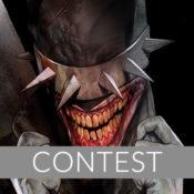 Batman Who Laughs Fine Art Print Contest