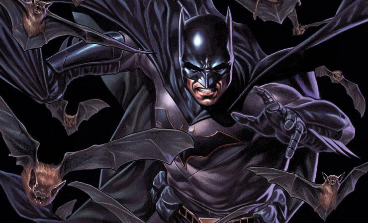 The Batman: Detective Comics #985 Fine Art Print by Artist Mark Brooks