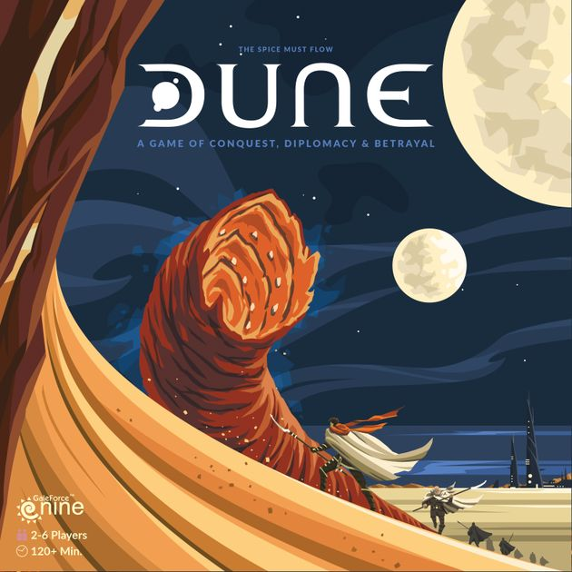 Dune, the novel by Frank Herbert that influenced every space story that followed