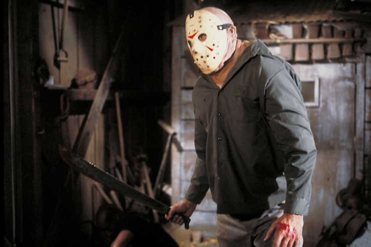 Friday the 13th – Jason's Most Iconic Masks