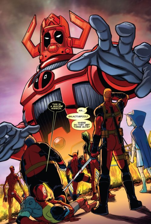 The Best Alternate Versions of Deadpool