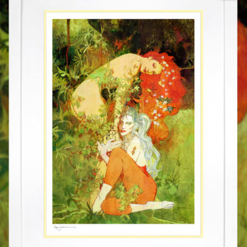 Harley and Ivy Fine Art Lithograph