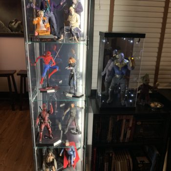 Derrick Seetoo's Collection - Marvel and DC
