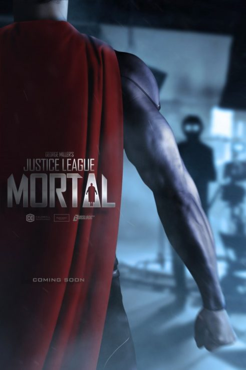 New Morbius Poster, Justice League: Mortal Documentary Updates, and more!