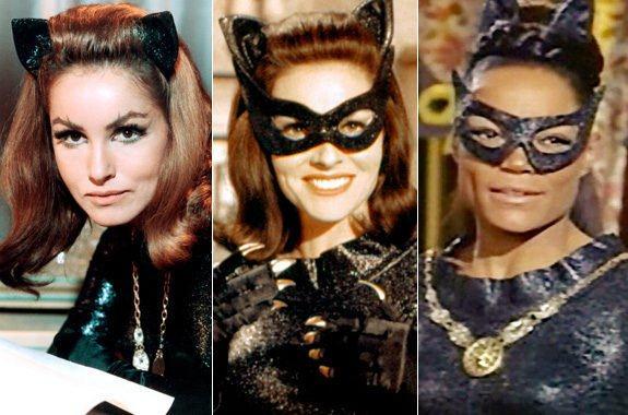 Batman TV Series Catwoman- Newmar, Kitt, Meriwether