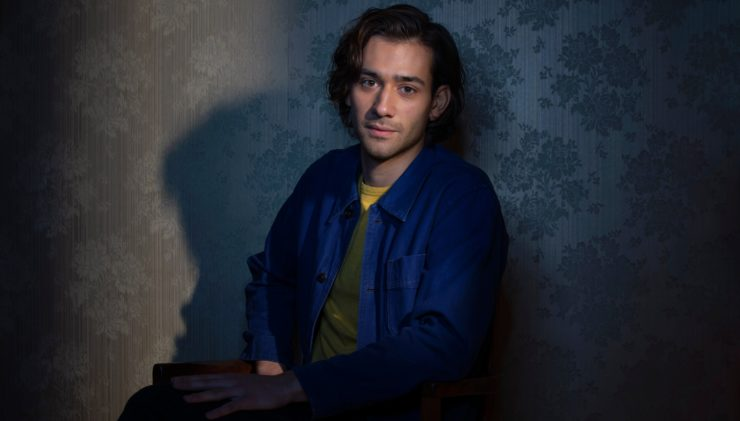 Maxim Baldry Lord of the Rings
