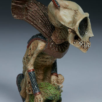 Riazz Statuette Court of the Dead