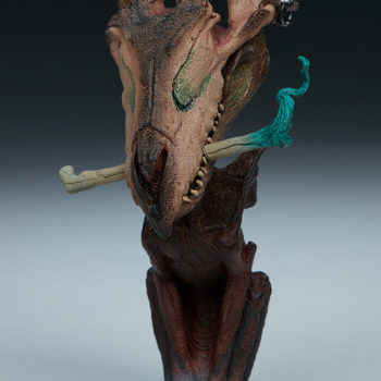 Skratch Statuette Court of the Dead
