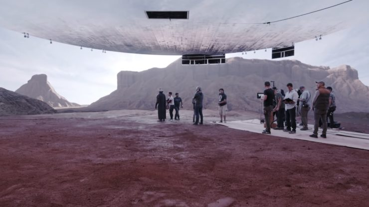 The Mandalorian VFX – Innovation and Star Wars